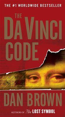 READ: The Da Vinci Code by Dan Brown