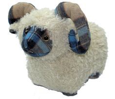 Mackenzie Sheep Doorstop By Dora Designs - A Bentley Cushions Sheep And Lamb, Doorstop, Presents, Cushions, Craft Ideas, Inspirational, Patterns, Sewing, Christmas