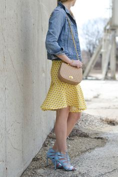 How to Wear Your Spring Dresses LATER | Style in a Small Town