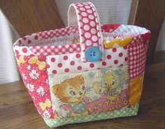 DIY basket for kids