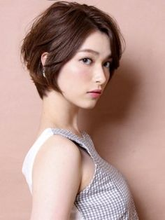 18 Asian Bob Hairstyles That Will Inspire You To Chop It All Off - The Singapore Women's Weekly Shot Hair Styles, Corte Y Color, Japanese Hairstyle, Pinterest Hair, Asian Hair, Asian Bob, Love Hair, Short Hairstyles For Women, Hair Dos