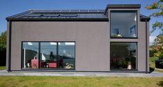 Minimalistische Häuser von Urban Creatures Architects