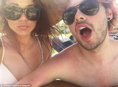 | 5SOS MIKEY CLIFFORD JETS OFF AT AIRPORT WITH GIRLFRIEND CRYSTAL LEIGH ! | http://www.boybands.co.uk