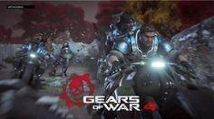 Gears of War 4 * Kampagne Koop * Akt 2 Kapitel 3 & 4 * Plan B - Die Verw...
