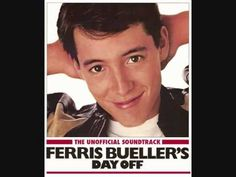 Come join us for good food, beverages, friends and Ferris Bueller. Yep, I said Ferris Bueller. 80s Movie Posters, 80s Movies, Great Movies, Movies To Watch, 1980s Films, Childhood Movies, Popular Movies, Latest Movies, Ferris Bueller