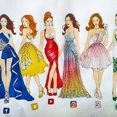 Which is your favorite now!!!? Follow us!@dailyart Amazing artwork by @min_dcn Tag your friends#dailyart