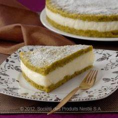 Semolina and Pistachio Cake