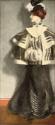 Portrait Study by Raimund Germela (Austro-Hungarian 1868 - Jugend magazine, Austro Hungarian, Edwardian Fashion, Ferdinand, Fifty Shades Of Grey, Belle Epoque, Pretty Pictures, Live Life, Study, Magazine
