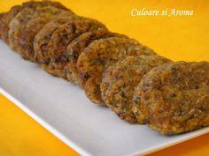 Chiftele de ciuperci Romanian Food, Romanian Recipes, Sausage, Sausages, Chinese Sausage