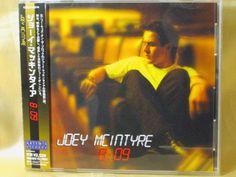 CD/Japan- JOEY McINTYRE 8:09 w/OBI RARE OOP 2004 New Kids On The Block NKOTB #PopRock
