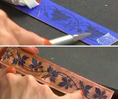 No fear! How to safely etch copper  - from Safe Metal Etching: Be Fearless, Be Wise, Be Responsible - Jewelry Making Daily