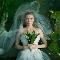 beautiful trash your dress | weddinggawker