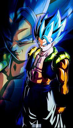 Dragon Ball Gt, Blue Dragon, Photo Dragon, Marshmello Wallpapers, Mega Anime, Gogeta And Vegito, Dragon Images, Goku Super, Z Arts