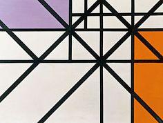 Max Bill, Hard Edge Painting, Museum, Mondrian, Bauhaus, Textures Patterns, Quilt Patterns, Abstract Art, Material