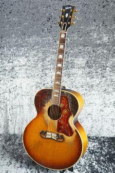 1956 Gibson J-200-Sunburst