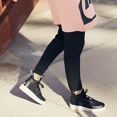 Nike Air Force 1 Ultra Force Mid Women's Shoe