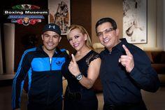 El ex campeón mundial mexicano Juan Manuel