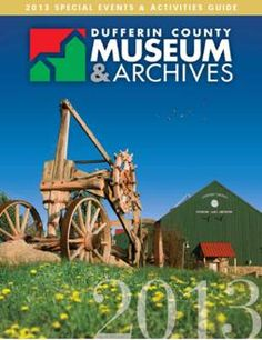 Dufferin County Museum & Archives > Home