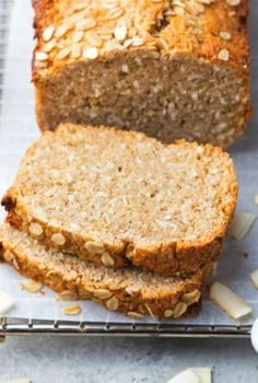 Pan Bread, Keto Bread, Muffins, Real Food Recipes, Yummy Food, Pan Dulce, How To Make Bread, Sin Gluten, Gluten Free Recipes