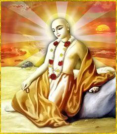Sri Krishna Chaitanya by VISHNU108.deviantart.com on @deviantART #hindu #art