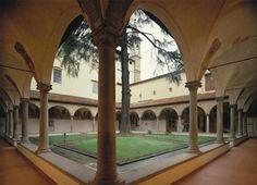 San Marco Cloister Florence