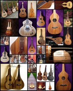 Bediaz Weissenborn Guitars