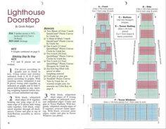 Lighthouse Doorstop 2/3