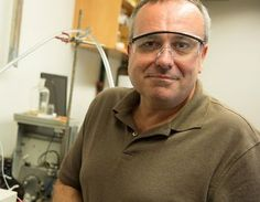 "Andrew Barron is a professor of material science who holds the Welch Chair of Chemistry at Rice University. A new study he authored one of the most comprehensive analyses of what's in produced water, a type of fracking waste that hasn't been studied extensively. The results show the water ""was not quite as bad as we thought,"" Barron said."
