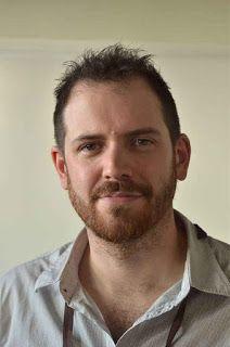 Joe Abercrombie escritor