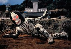 Dada, one of the few iconic Ultra Monsters from the Ultra Series. Japanese Funny, Japanese Film, Asian Toys, Hans Richter, Angel Manga, Hans Arp, Robot, Ultra Series, Francis Picabia