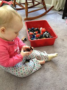 Simple Little Home: 40 Ways to Distract a Toddler--great list and most are very simple and can be done with supplies on hand.