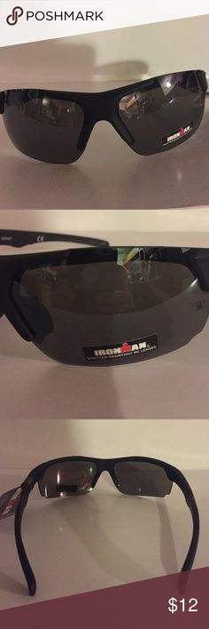 Foster Grant Ironman Sunglasses Get ready for summer with these stylish sunglasses from Foster Grant. MaxBlock means you get 100% UVA/UVB protection from the sun. Foster Grant Accessories Sunglasses