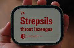 Image result for strepsil tin