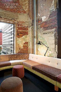 Lotsa Piz-ZAAZ: Seattle Interactive Design Agency Offices | Projects | Interior Design