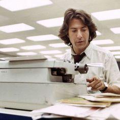 """Dustin Hoffman en """"T"""