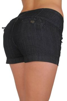 Pasion C752 - Wide Waistband 3 Button... $12.00