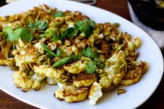 cauliflower-with-pumpkin-seeds-brown-butter-and-lime | Smitten Kitchen