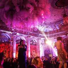 The Great Gatsby (2013) | NYC Premiere: Inside the premiere party at The Plaza Hotel.
