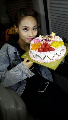 miss As Fei celebrates her birthday