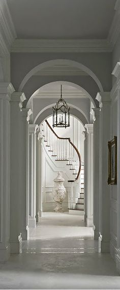 ♔ French Flair ● Entryway