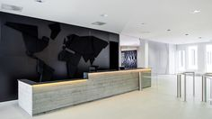 Interiørarkitekt - AS Scenario interiørarkitekter MNIL. Office reseption
