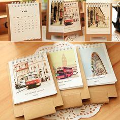 Картинки по запросу desk calendar design ideas