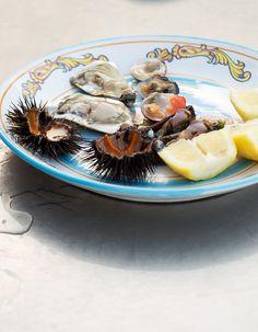 fresh fish market at Gallipoli. from TartAmour.com
