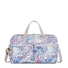 Itska New Duffle Bag - Marble Multi