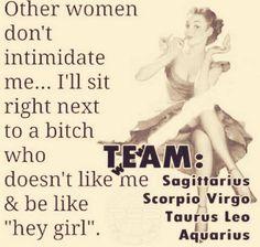 So true... Total Sag. More