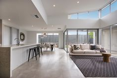 Adelaide Prestige Homes featuring Italia Ceramics exclusive tile collections and interior design by Stile Interiors.