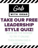 Try the FREE Girls With Ideas Leadership Style Quiz and help your girls find out if they're a heart, anchor, arrow, or lightning bolt leader! Leadership Qualities, Leadership Coaching, Leadership Development, Leadership Quotes, Coaching Quotes, Professional Development, Leadership Activities, Educational Leadership, John Maxwell Leadership