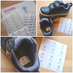 Skolapper - Enkel og GENIAL merking av skoen. Men Dress, Dress Shoes, Cole Haan, Oxford Shoes, Professional Shoes, Pump Shoes