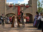 Faux stone wall panels are a Renaissance Fair's modern way to get a medieval look Faux Stone Wall Panels, Stacked Stone Panels, Faux Stone Walls, Faux Panels, Stone Pictures, Renaissance Fair, See Picture, Medieval, Modern