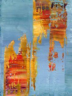 """Saatchi Art Artist Koen Lybaert; Painting, """"abstract N° 1577"""" #art"""